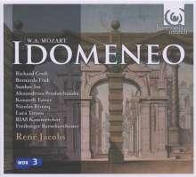 Wolfgang Amadeus Mozart (1756-1791): Idomeneo, 4 CDs