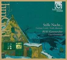"""RIAS Kammerchor - Weihnacht der Romantik """"Stille Nacht"""", CD"""