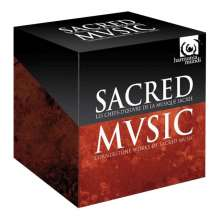 Sacred Music - From the Middle Ages to the 20th Century, 30 CDs