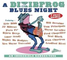 A Dixiefrog Blues Night, CD