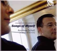 "Oswald von Wolkenstein (1377-1445): Lieder ""Songs of myself"", CD"