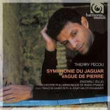 Thierry Pecou (geb. 1965): Symphonie du Jaguar, CD