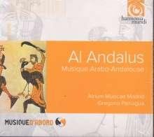 Arabisch-andalusische Musik, CD