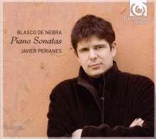 Manuel Blasco De Nebra (1750-1784): Klaviersonaten op.1 Nr.1,2,5, CD