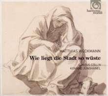 Matthias Weckmann (1619-1674): Geistliche Konzerte, CD