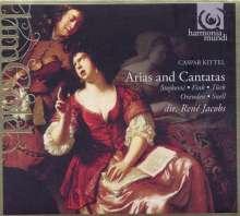 Caspar Kittel (1603-1639): Arien & Kantaten op.1 Nr.1,3,4,6,8,11,12,14,17,20,23, CD