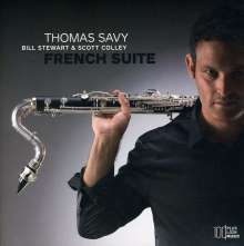 Thomas Savy: French Suite, CD