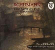 Pierre Farago - Eine Kunst der Fuge, CD