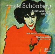 Arnold Schönberg (1874-1951): Pierrot Lunaire op.21, Super Audio CD