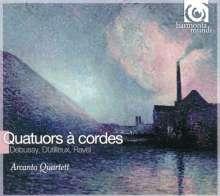 Arcanto Quartett - Quatuors a cordes, CD
