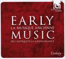 Early Music - From Ancient Times to the Renaissance, 10 CDs