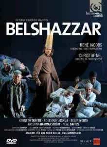 Georg Friedrich Händel (1685-1759): Belshazzar, 2 DVDs