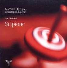 Georg Friedrich Händel (1685-1759): Scipione, 3 CDs