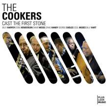 The Cookers: Cast The First Stone, CD