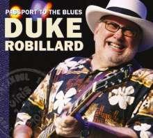Duke Robillard: Passport To The Blues, CD