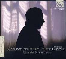 """Franz Schubert (1797-1828): Lied-Edition Vol.5 (Matthias Goerne) - """"Nacht & Träume"""", CD"""