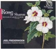 Rose of Sharon - 100 Years of American Music 1770-1870, CD