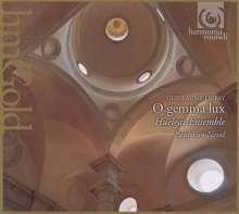 """Guillaume Dufay (1400-1474): Die 13 Isorhythmischen Motetten """"O gemma lux"""", CD"""