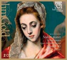 Luigi Boccherini (1743-1805): Stabat Mater, 2 CDs