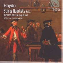 Joseph Haydn (1732-1809): Streichquartette Nr.35,39,79, CD