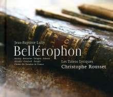 Jean-Baptiste Lully (1632-1687): Bellerophon, 2 CDs