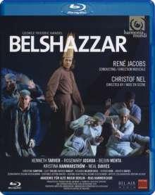 Georg Friedrich Händel (1685-1759): Belshazzar, Blu-ray Disc