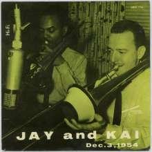 J.J. Johnson & Kai Winding: Jay & Kai, LP