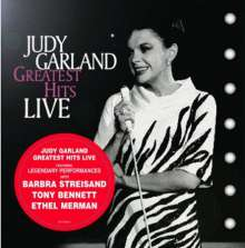 Judy Garland: Greatest Hits Live, LP