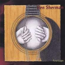 Ben Sherman: First Light, CD
