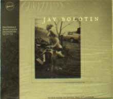Jay Bolotin: No One Seems To Notice That It's Raining: Previously Unreleased Recordings 1970 - 1975, CD