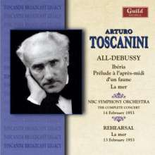Arturo Toscanini - The Complete Concert 14.02.1953, 2 CDs