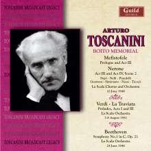 Arturo Toscanini dirigiert, 2 CDs