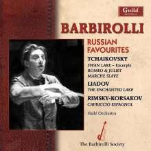 Sir John Barbirolli dirigiert, CD