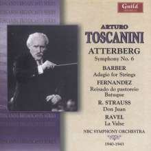 Arturo Toscanini, CD
