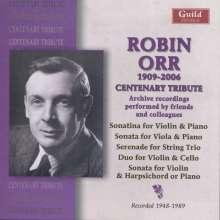 Robin Orr (1909-2006): Kammermusik, CD