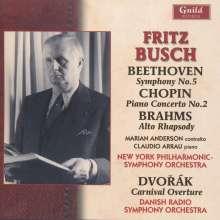 Fritz Busch, CD