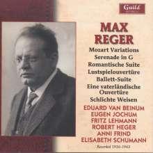 Max Reger (1873-1916): Orchesterwerke, 2 CDs