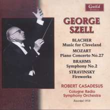 George Szell dirigiert, CD