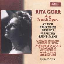 Rita Gorr sings French Opera, CD