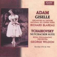 Adolphe Adam (1803-1856): Giselle, CD