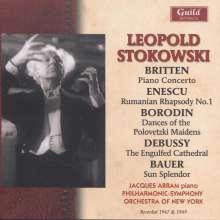 Leopold Stokowski dirigiert, CD