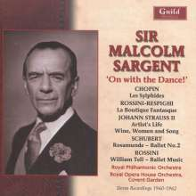 Malcolm Sargent - On with the Dance, CD