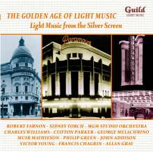 Golden Age of Light Music:Light Music from the Silver Screen, CD