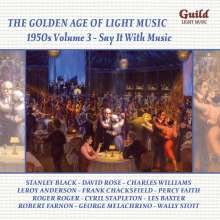 The Golden Age Of Light Music: The 1950s Volume 3, CD