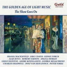 The Golden Age Of Light Music: The Show Goes On, CD