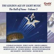 The Golden Age Of Light Music: The Hall Of Fame Volume 3, CD