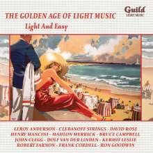 The Golden Age Of Light Music: Light And Easy, CD