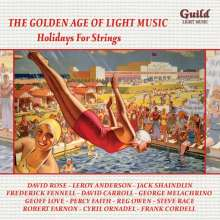 The Golden Age Of Light Music: Holidays For Strings, CD