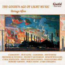 The Golden Age Of Light Music: Strings Afire, CD