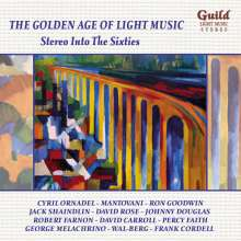 The Golden Age Of Light Music: Stereo Into The Sixties, CD